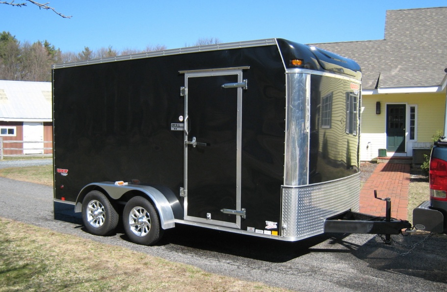 Which Is The Preferred Enclosed Cargo Trailer Brand