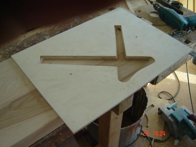 Stair jig finish carpentry contractor talk stair jig treadxriserjigg maxwellsz