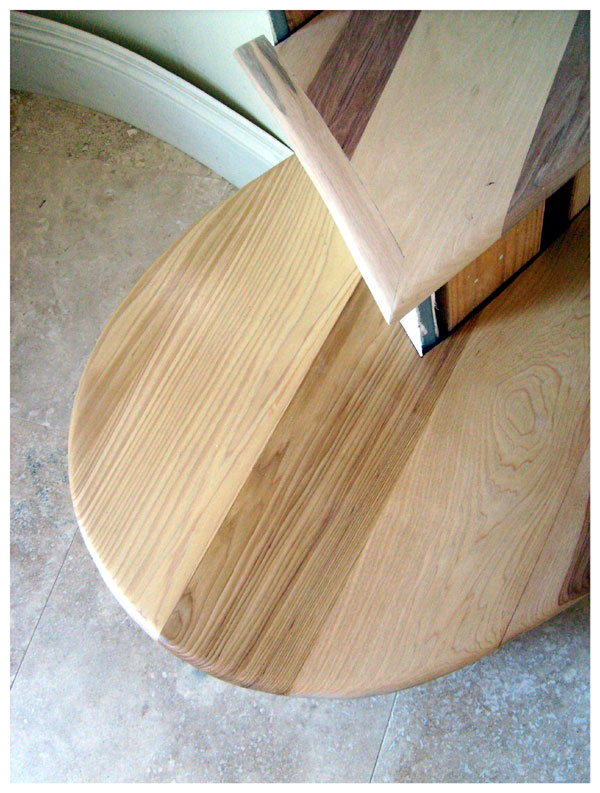 ... Hickory Stair Treads Treads2 ...