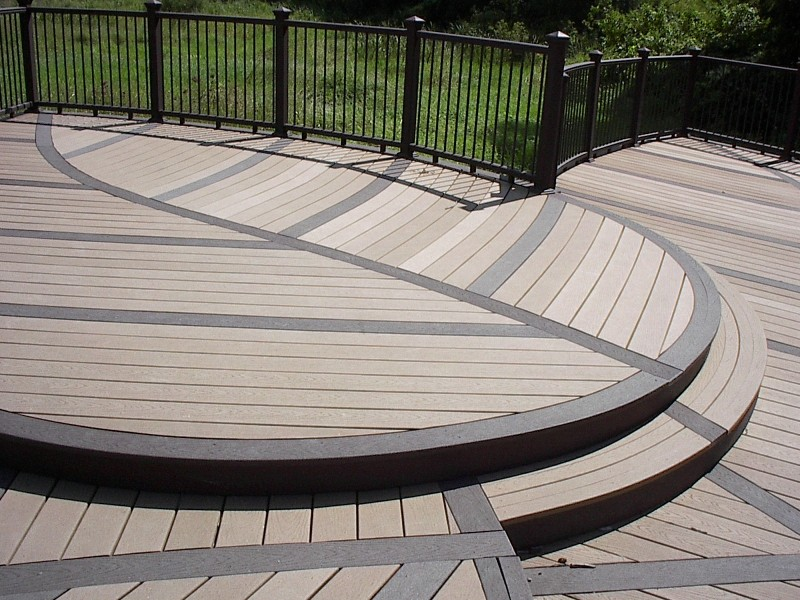 Pricing For Replacing Top Boards On A Deck Trexleafcloseup Jpg