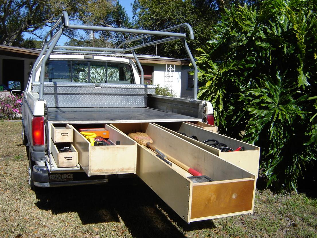 Viewing Gallery For - Wooden Truck Bed Designs