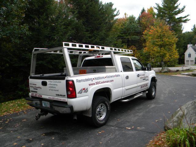 Ladder Rack Vehicles Contractor Talk