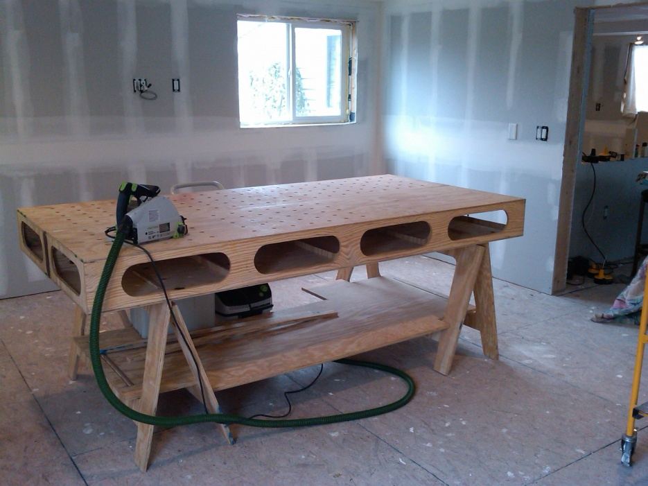 Ultimate Portable Workbench Work Bench Swamp Jpg