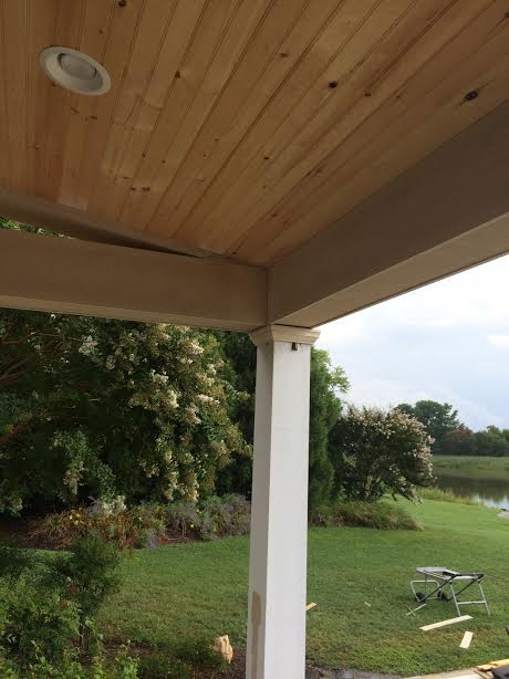 Porch Roof Trim Ideas Finish Carpentry Contractor Talk
