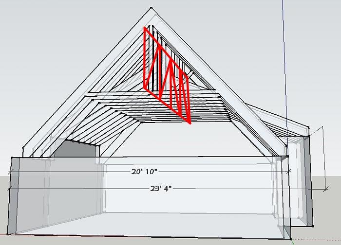 how to build a girder truss
