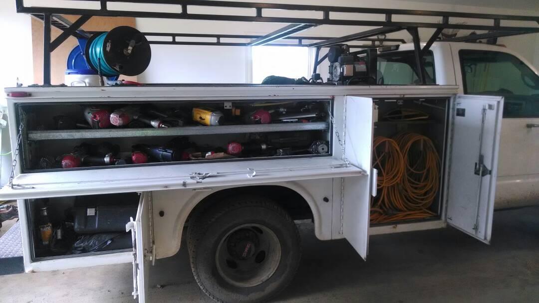 Post Your Work Truck Van Thread Page 54 Vehicles