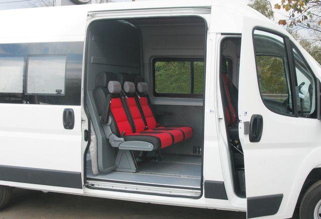 Dodge Promaster Van >> 4 Door Crew Cab Construction Van - Vehicles - Contractor Talk