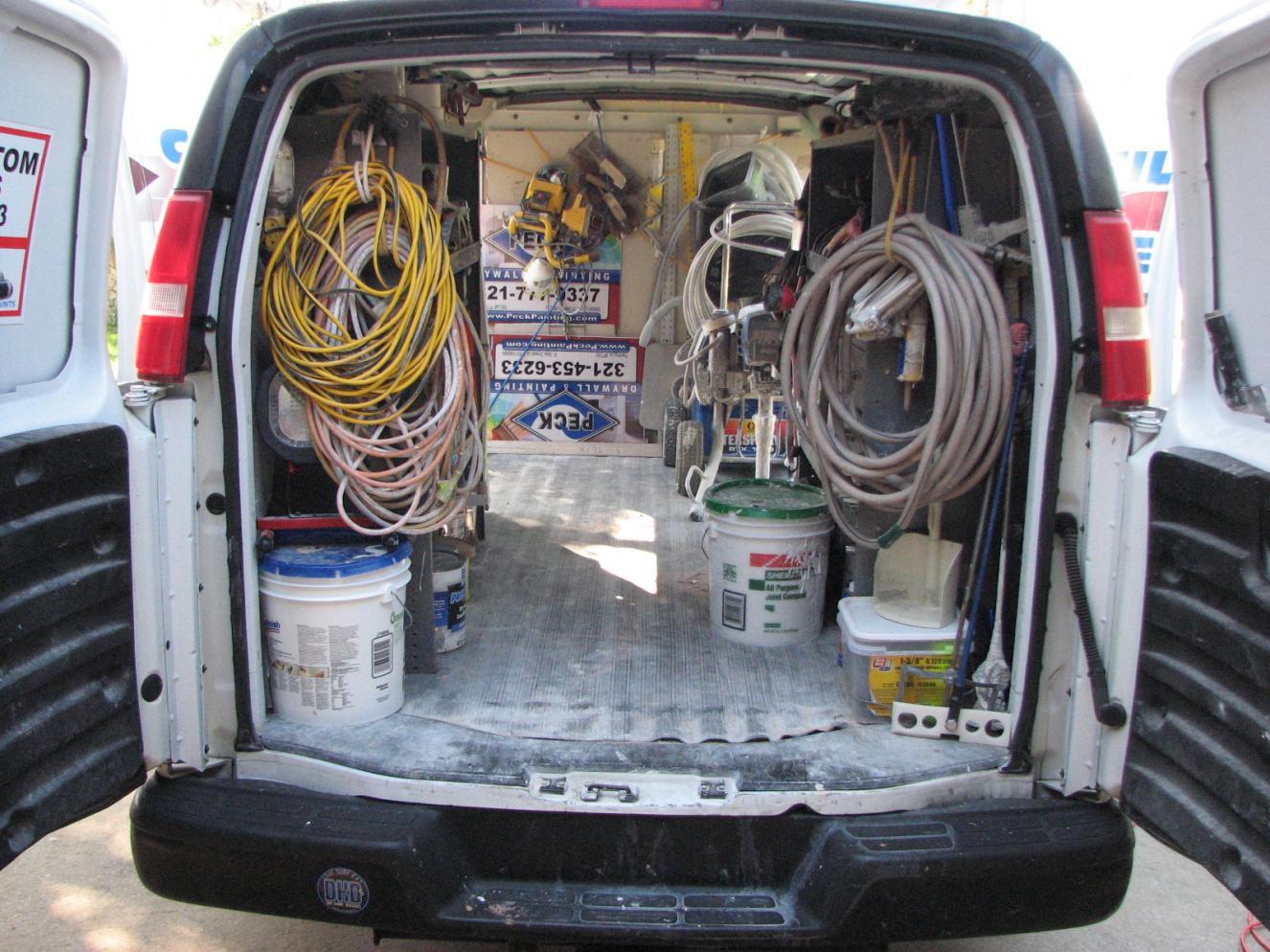 Van storage (picu0027s please)-van-setup-001.jpg ... & Van Storage (picu0027s Please) - Vehicles - Contractor Talk