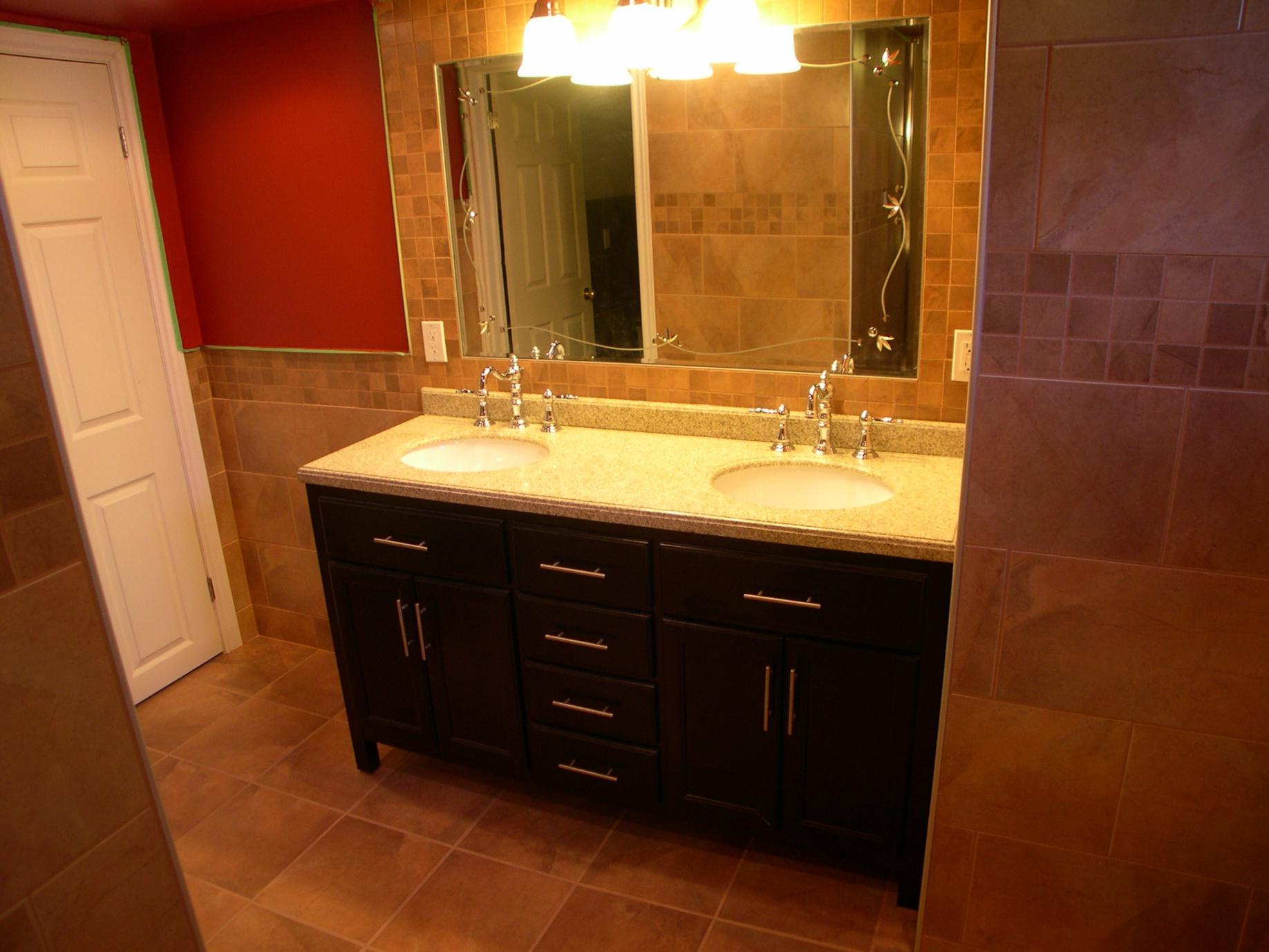 Basement Bathroom Remodeling Picture Post Contractor Talk