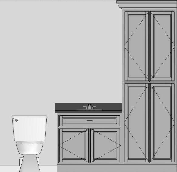 Bathroom Layout Help bathroom layout help - architecture & design - contractor talk