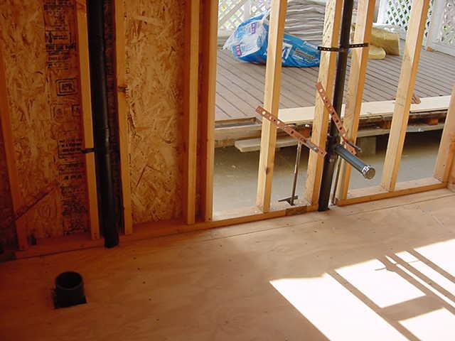Rough plumbing plumbing picture post contractor talk for Toilet rough plumbing