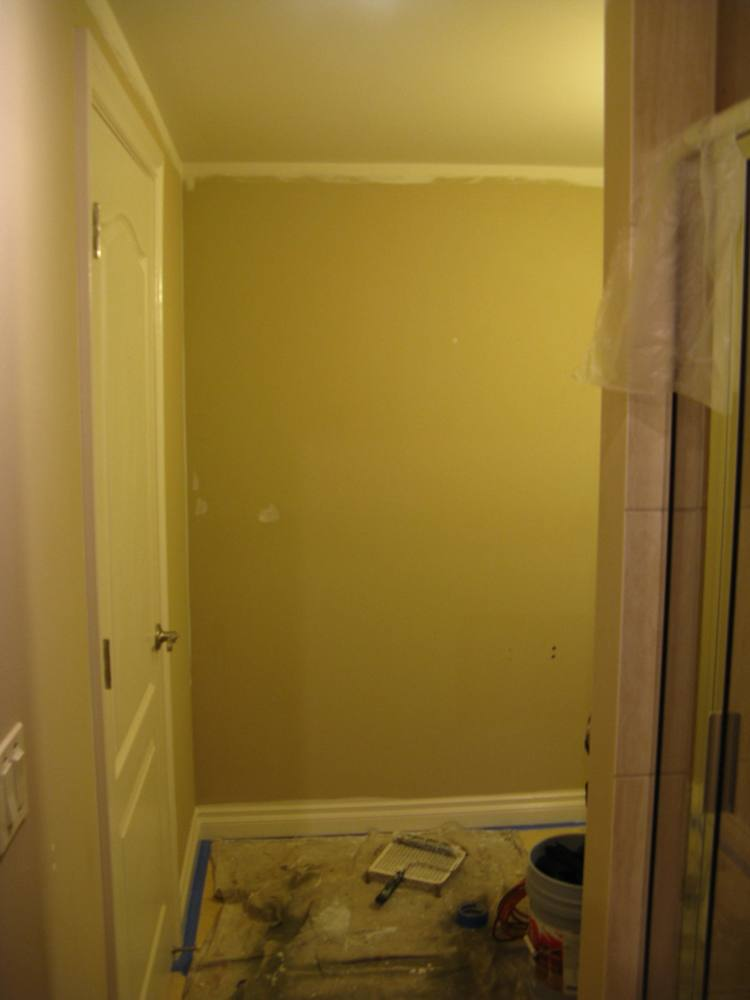 Venetian plaster in a bathroom drywall contractor talk for Venetian plaster bathroom ideas