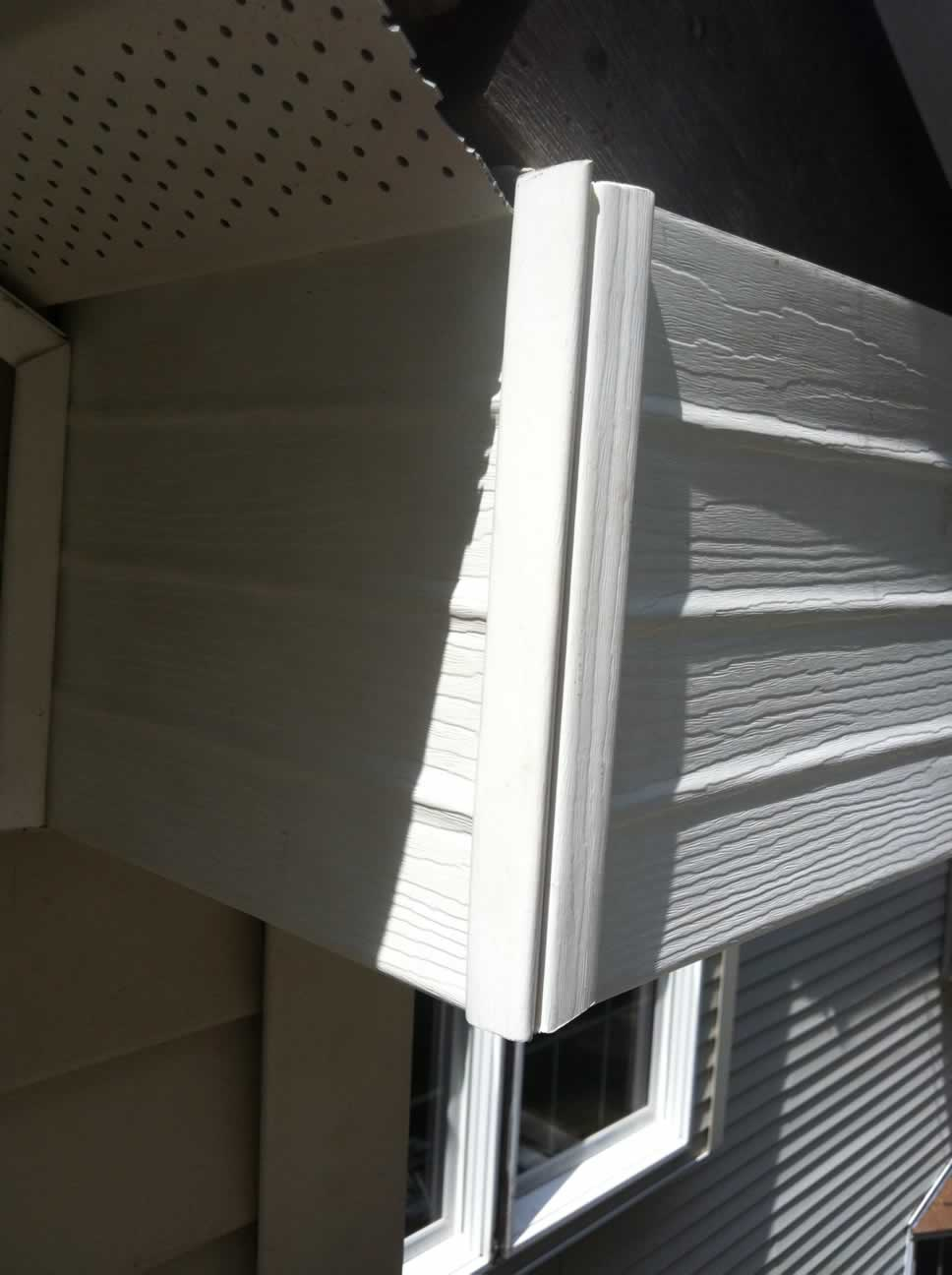 Vinyl Fascia Outside Corners Windows Siding And
