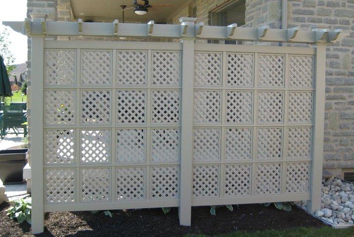 Plastic Lattice Work Page 2 Decks Amp Fencing