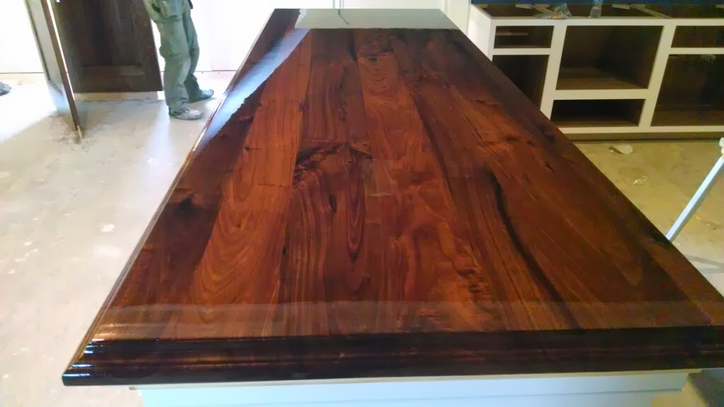 ... Table Top Build Input Walnut3