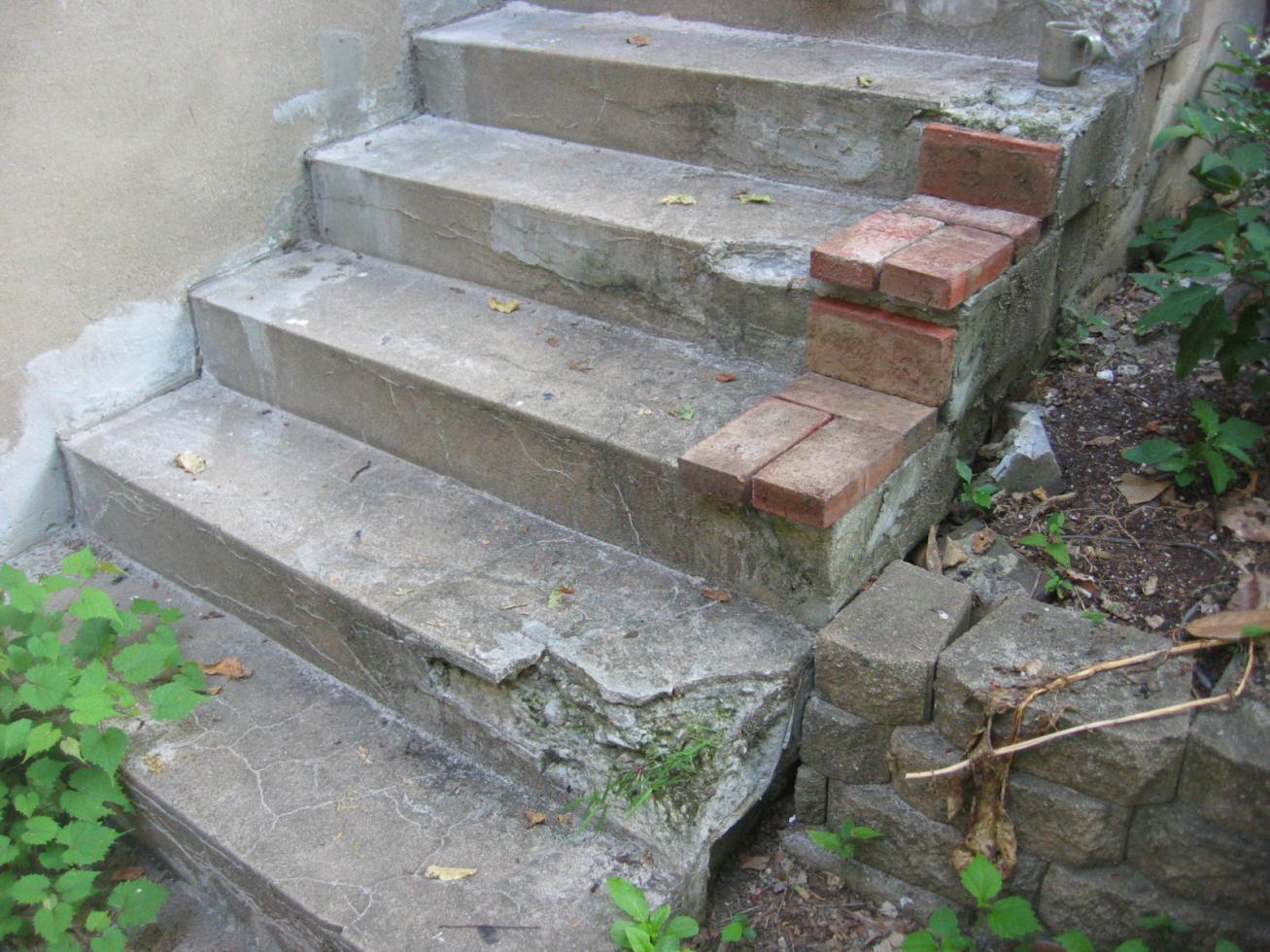Well-liked Covering Outdoor Concrete Steps - Outdoor Ideas UV88