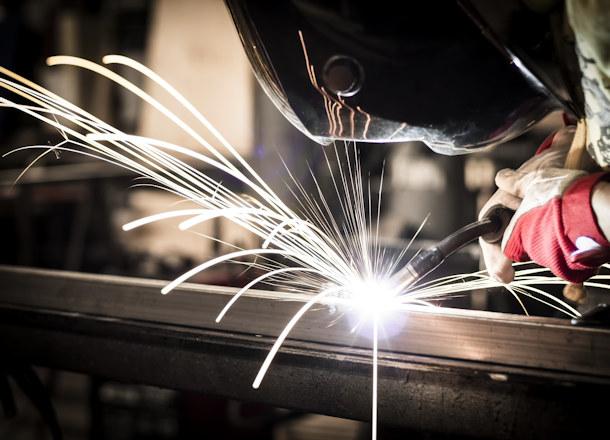 Spotlight on Specialties: Welding & Steel Trades