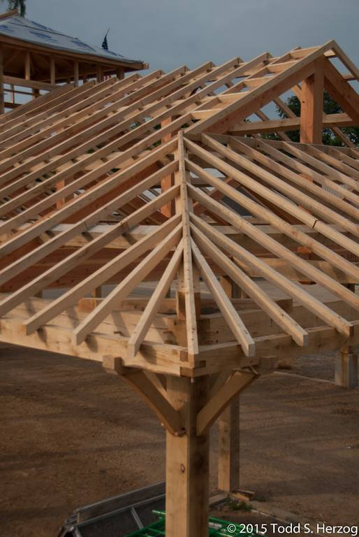 Ancient Knowledge Tour Of Roof Framing Framing