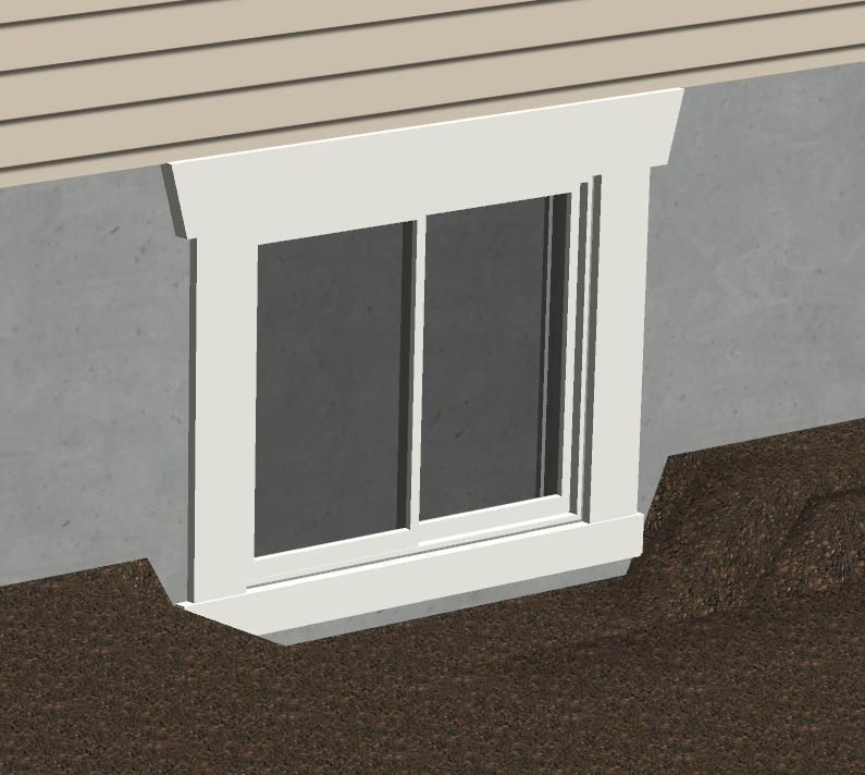 Practical Window Trim Ideas Windows Siding And Doors Contractor Talk
