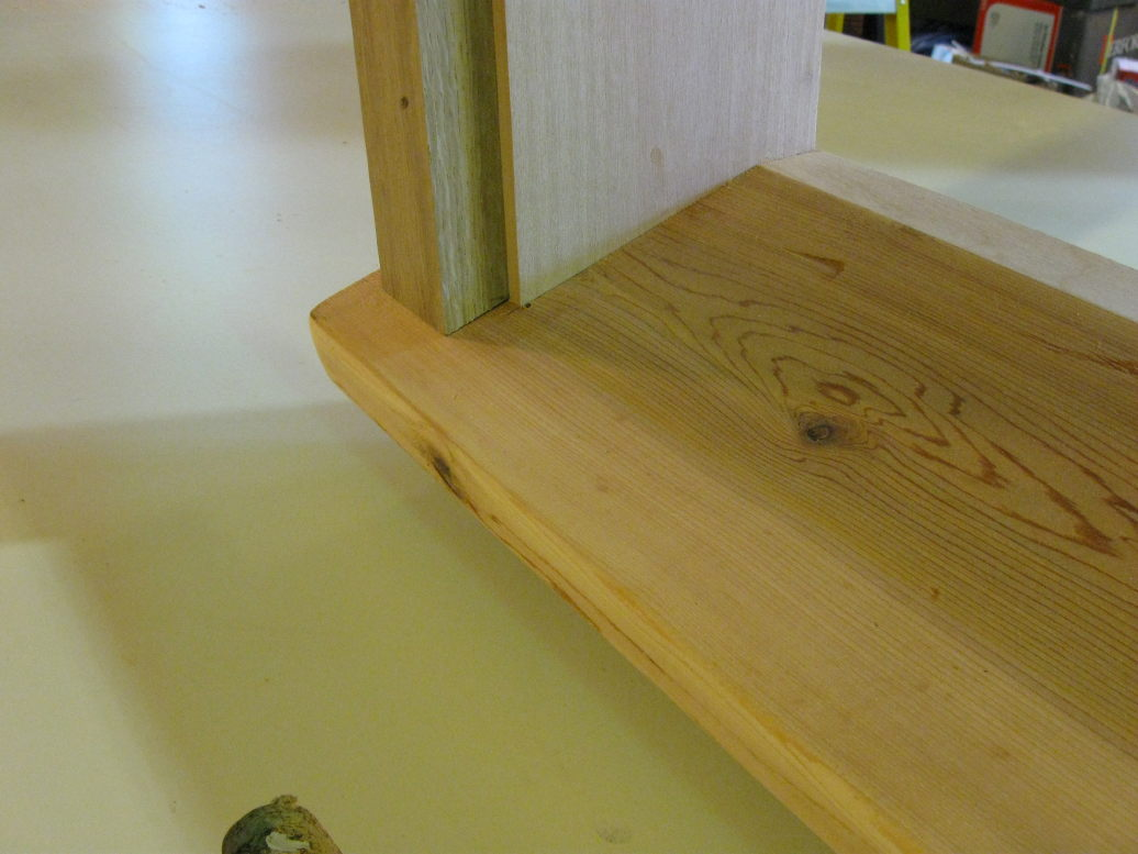 Making Sill Or Drip Cap From 5/4 Decking