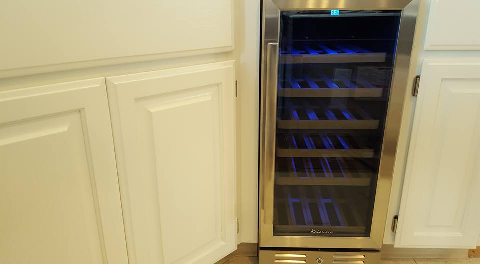 Alternative To Custom Door And Cabinet To Replace Unused Trash ...