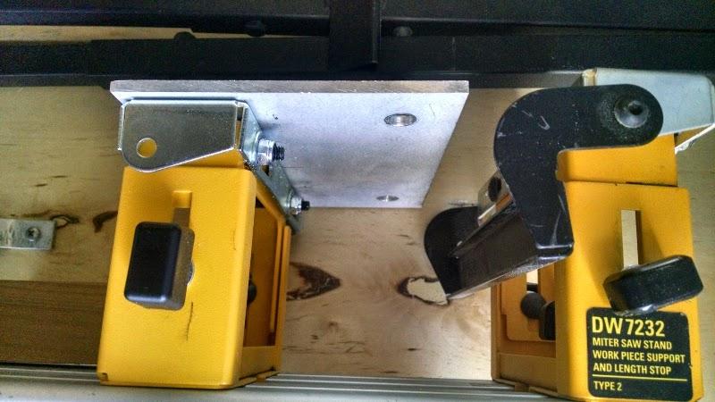 Dewalt Mitre Saw Mounting Brackets Page 2 Carpentry