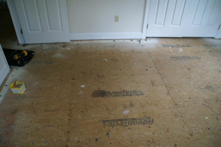 floor joist squeak problem - flooring - contractor talk