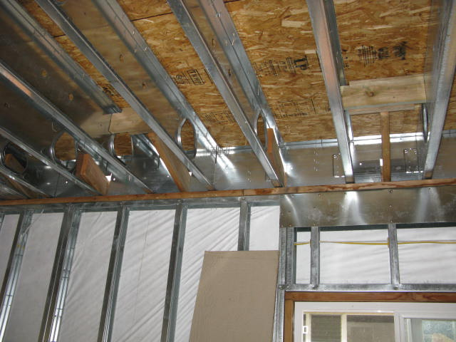 Beautiful ... Steel Floor Joists Work 139 ...