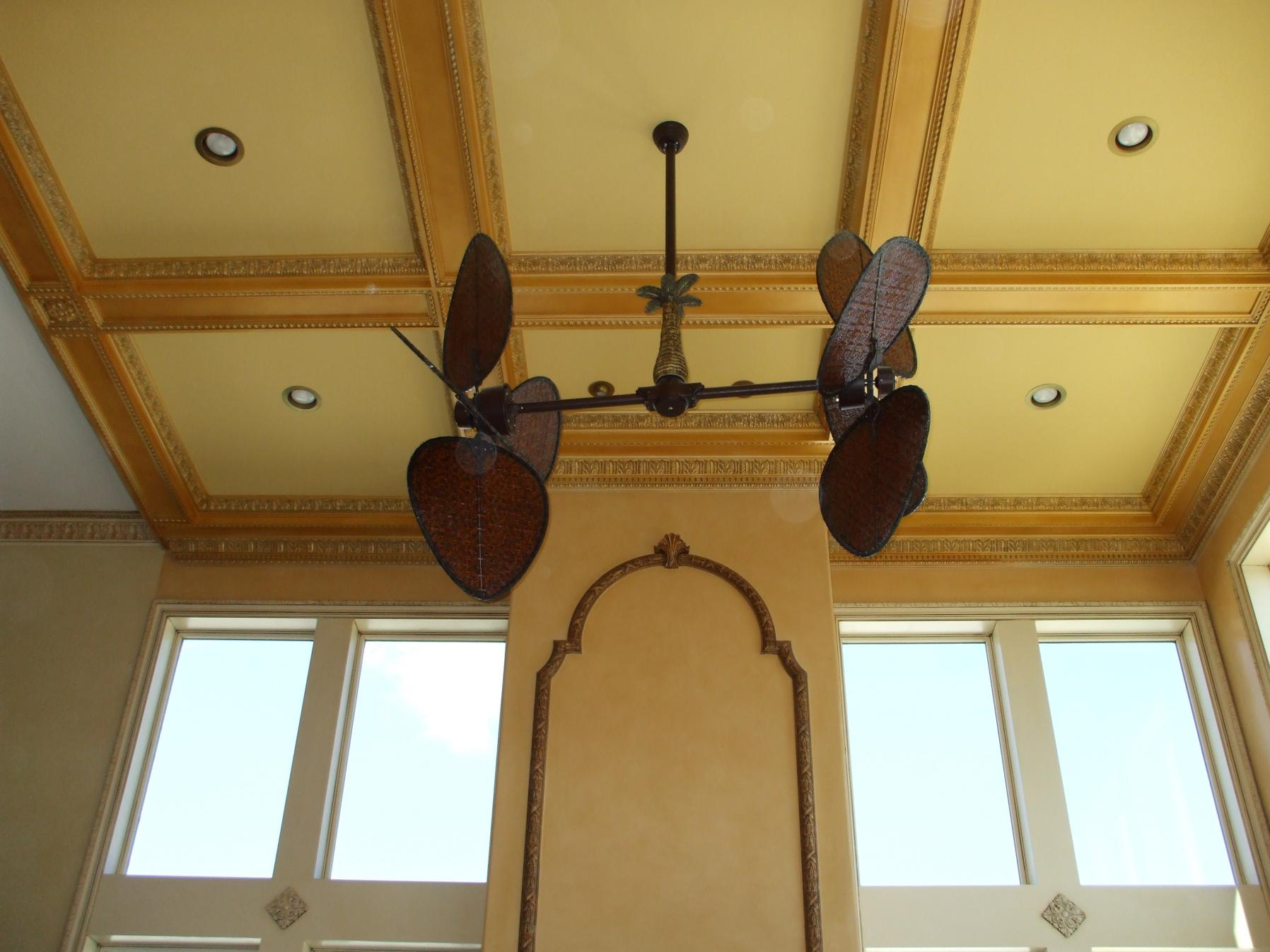 Image of: Accd44 Awesome Coffered Ceiling Design Today 2020 11 24