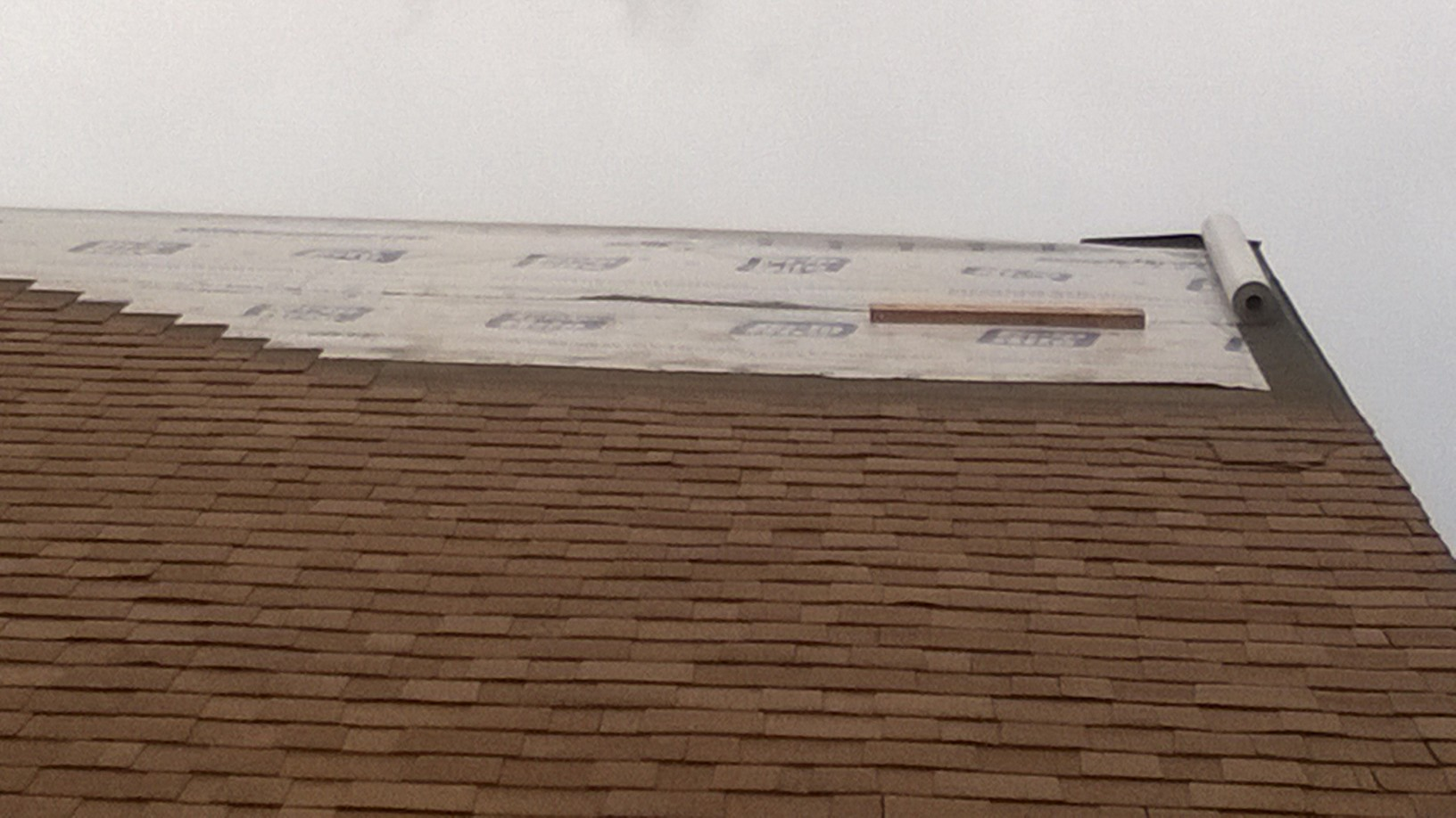 What Is My Sub Trying To Pull Grip Rite Under Shingles