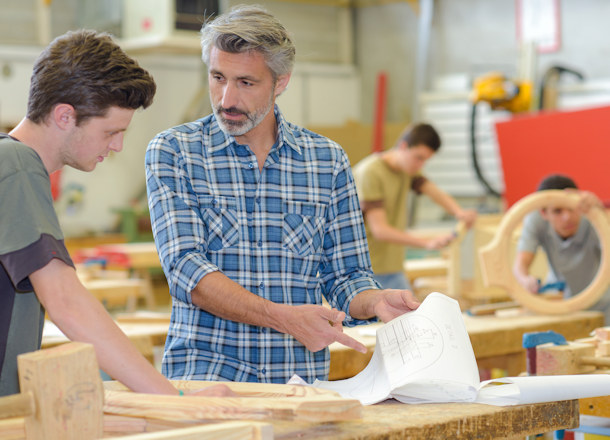 YouthBuild Grants Encourage Young People in Construction