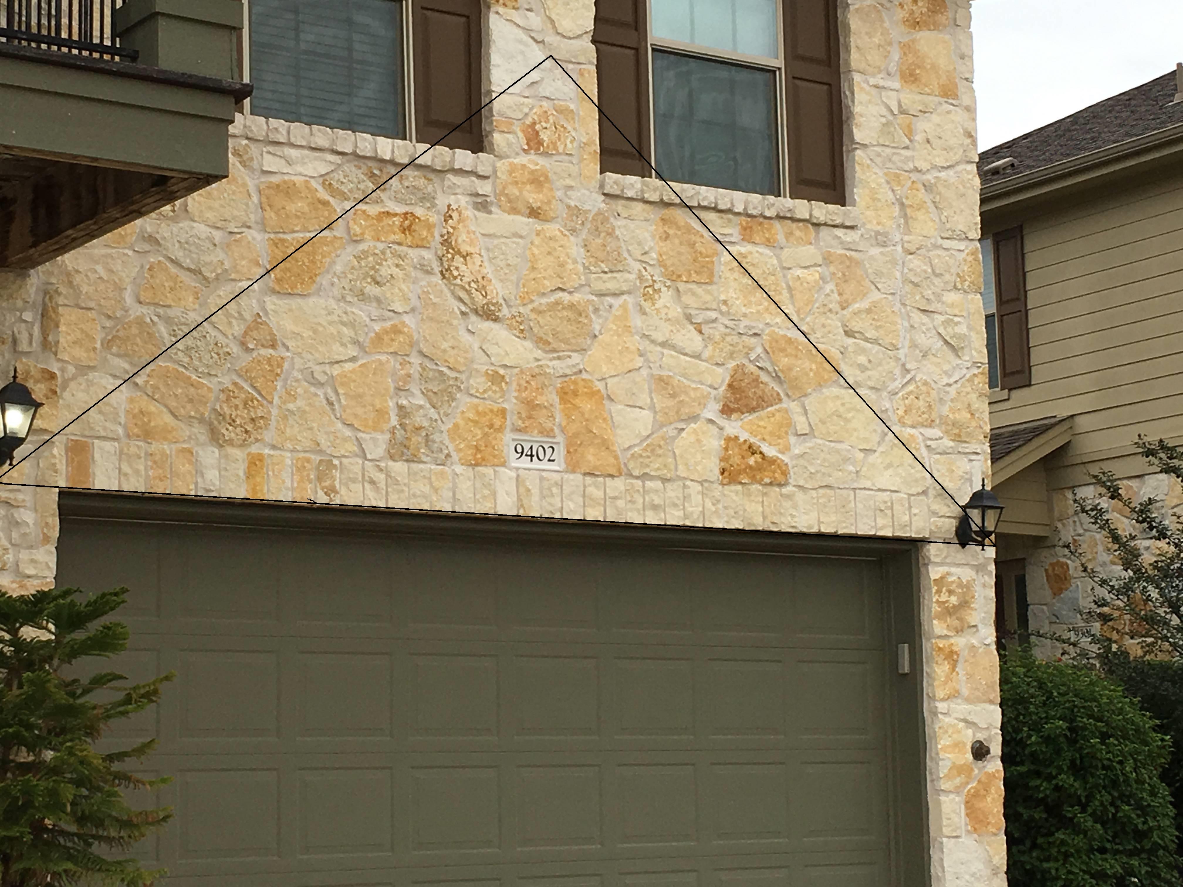 Changing Out Existing Garage Door Lintel in Natural Stone Wall-ziiekkbrev1.jpg