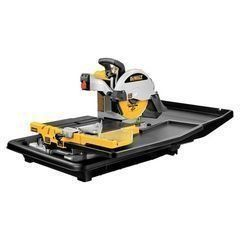 "DeWalt 10"" Wet Tile Saw D24000"