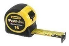 Stanley 16' Fat Max Tape Measure Fat Max 33-716