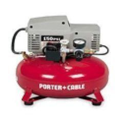 Porter Cable Pancake Air Compressor C2006