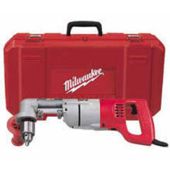 "Milwaukee 1/2"" D-Handle Right Angle Drill Kit 3002-1"