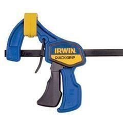 Irwin  One-Handed Mini Bar Clamps Quick-Grip 5412
