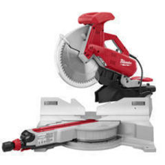 "Milwaukee 12"" Dual-Bevel Sliding Compound Miter Saw 6955-20"