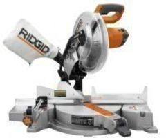 "Ridgid 12"" Compound Miter Saw with Adjustable Laser  R4120"