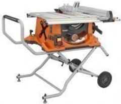"Ridgid 10"" Portable Table Saw R-4510"