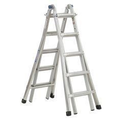 Werner Telescoping Multi ladder MT Series