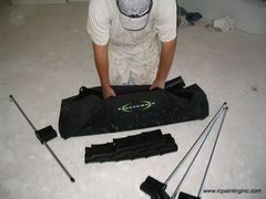 Erecta-Rack 10-Level Kit with Custom Carry Bag ERK-10b