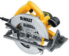 DeWALT Saw, 7-1/4 in. Circular DW368