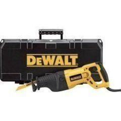 DeWalt  Reciprocating Saw Kit 13 Amp w/ Orbital Action DW311K NA Vs