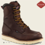 "Red Wing Shoes Men's Electrical Hazard Waterproof 411 8"" Boots #411"