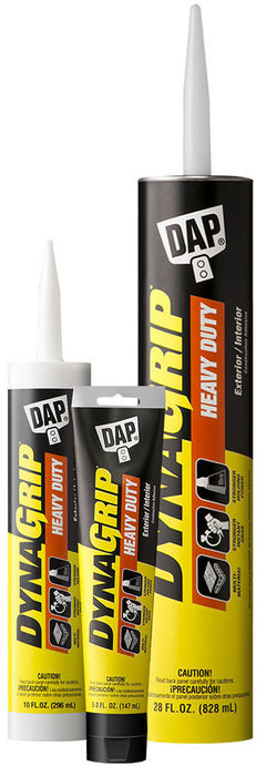 DAP Products Inc. DynaGrip Heavy Duty Construction Adhesive 27509