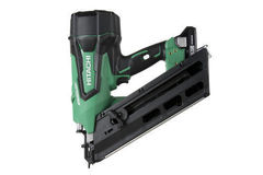 Hitachi  18-Volt Lithium-Ion Cordless Brushless 30-Degree Framing Nailer NR1890DC