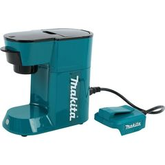 Makita 18-Volt LXT Lithium-Ion Cordless Coffee Maker DCM500Z