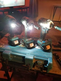 Makita Makita XDT16Z 18V LXT Lithium-Ion Brushless Cordless Quick-Shift Mode 4-Speed Impact Driver XDT16Z