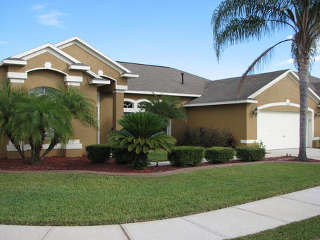 Exterior house repaint melbourne fl contractortalk - Florida home exterior paint colors ...